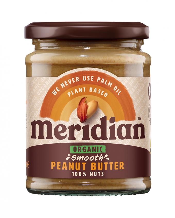 Arašidovo maslo - Meridian - Merit