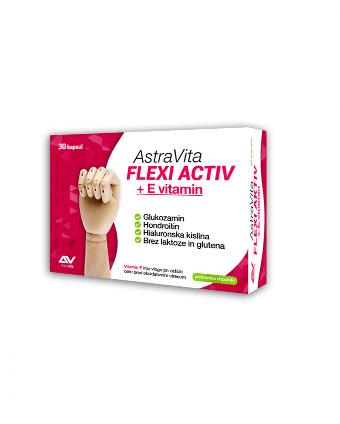 Astra vita Flexi Active - Merit