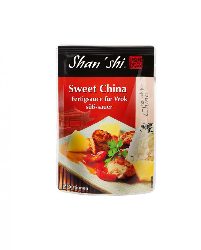 Sladko kisla omaka - Shan' Shi - Merit