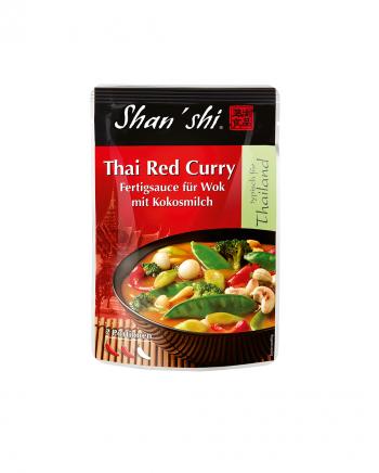 Tajska omaka rdeči curry - Shan' Shi - Merit