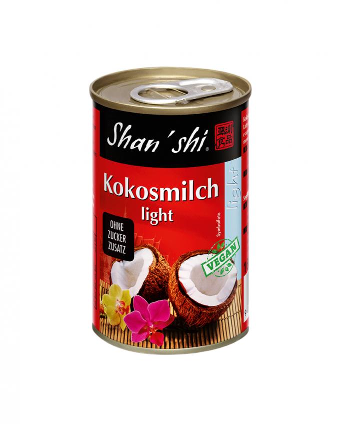 Kokosovo mleko -light - Shan' Shi - Merit