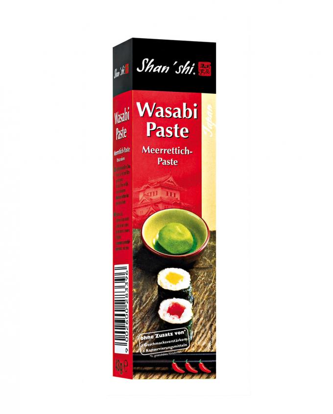 Wasabi pasta - Shan' She - Merit