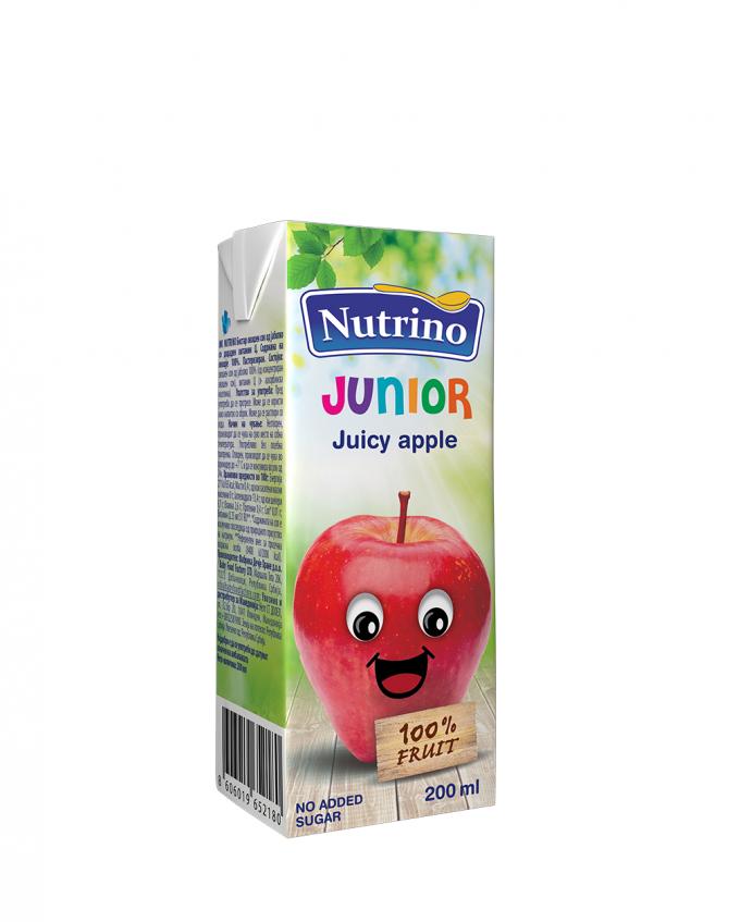 Nutrino sok sočno jabolko - Merit