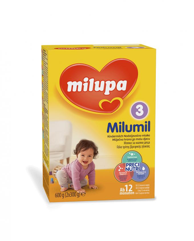 Milumil 3 - Merit