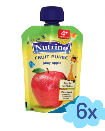 Nutrino pouch sočno jabolko - Merit