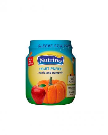 Nutrino sadni pire jabolko in buča - Merit