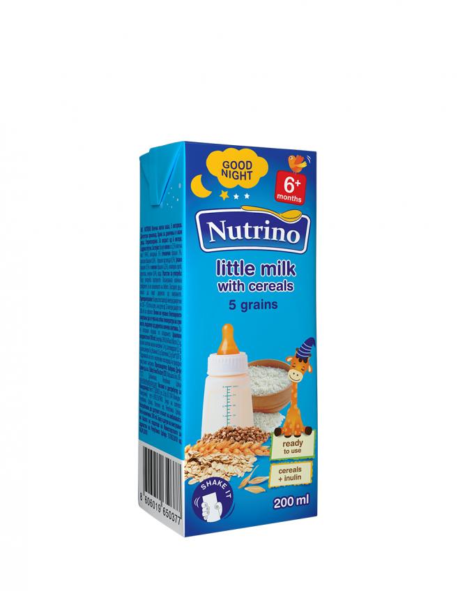Nutrino mlekec pet žit - Merit