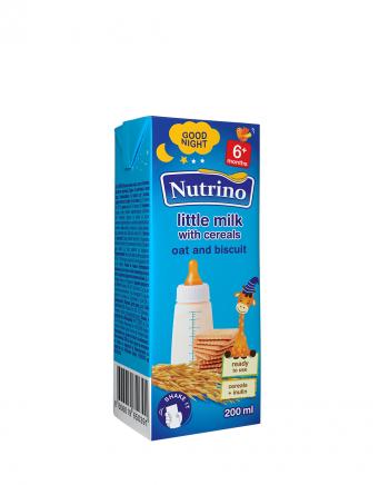 Nutrino mlekec oves in keks - Merit