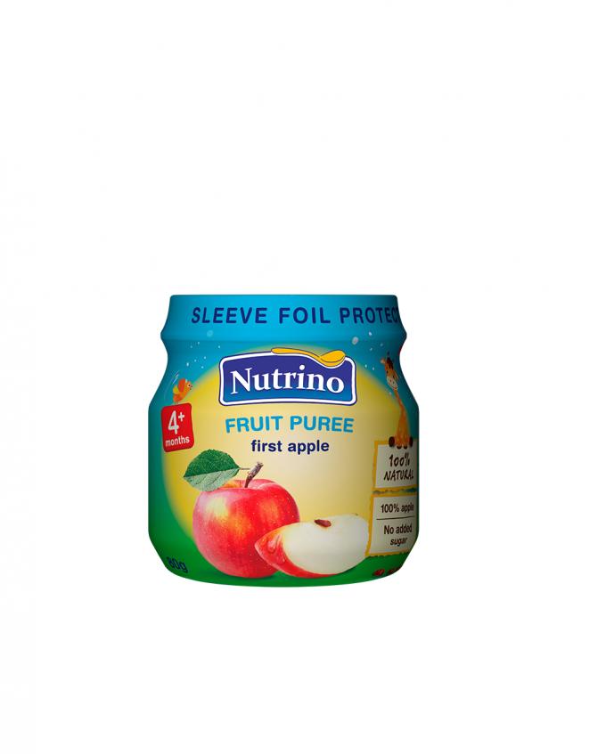 Nutrino - sadni pire prvo jabolko - Merit