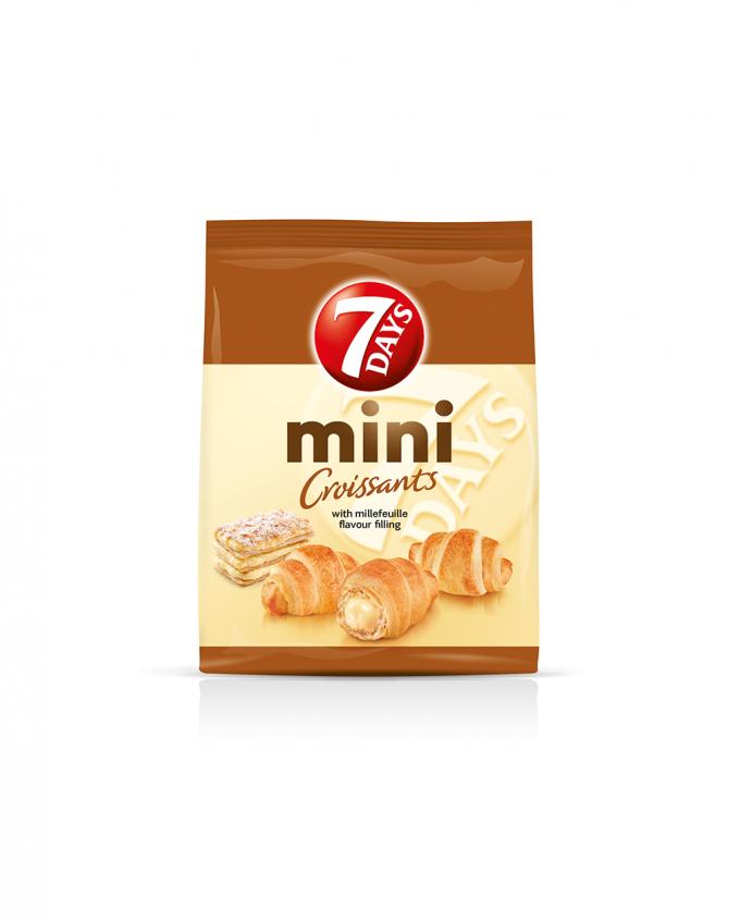 rogljički 7days mini vanilija - Merit