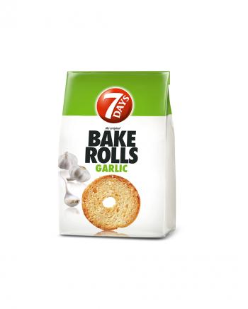 Bake rolls s česnom - Merit