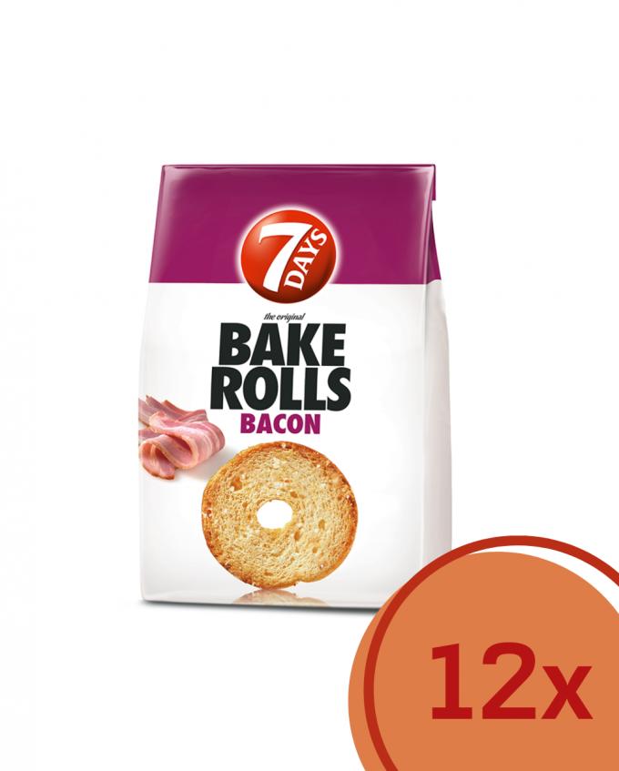 Bake rolls s slanino - Merit