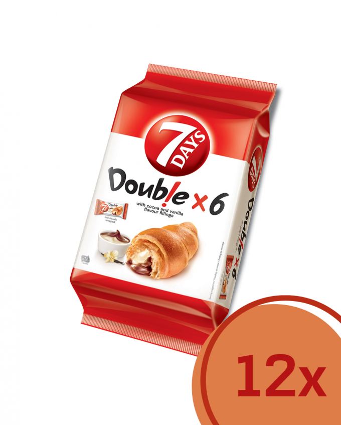 Rogljički 7days multipack double vanilija kakav - Mert