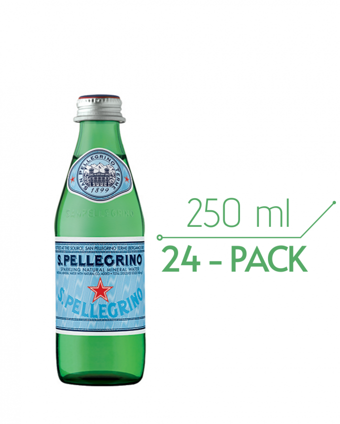 S. Pellegrino 250ml - Merit