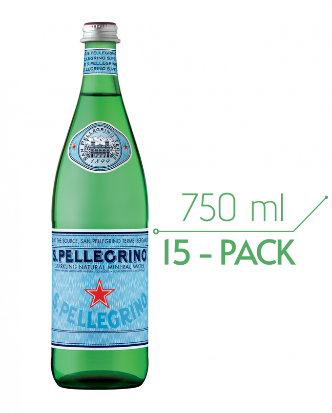 S. Pellegrino 750ml - Merit