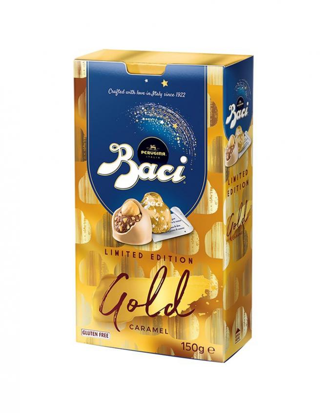 Baci Gold Bijou